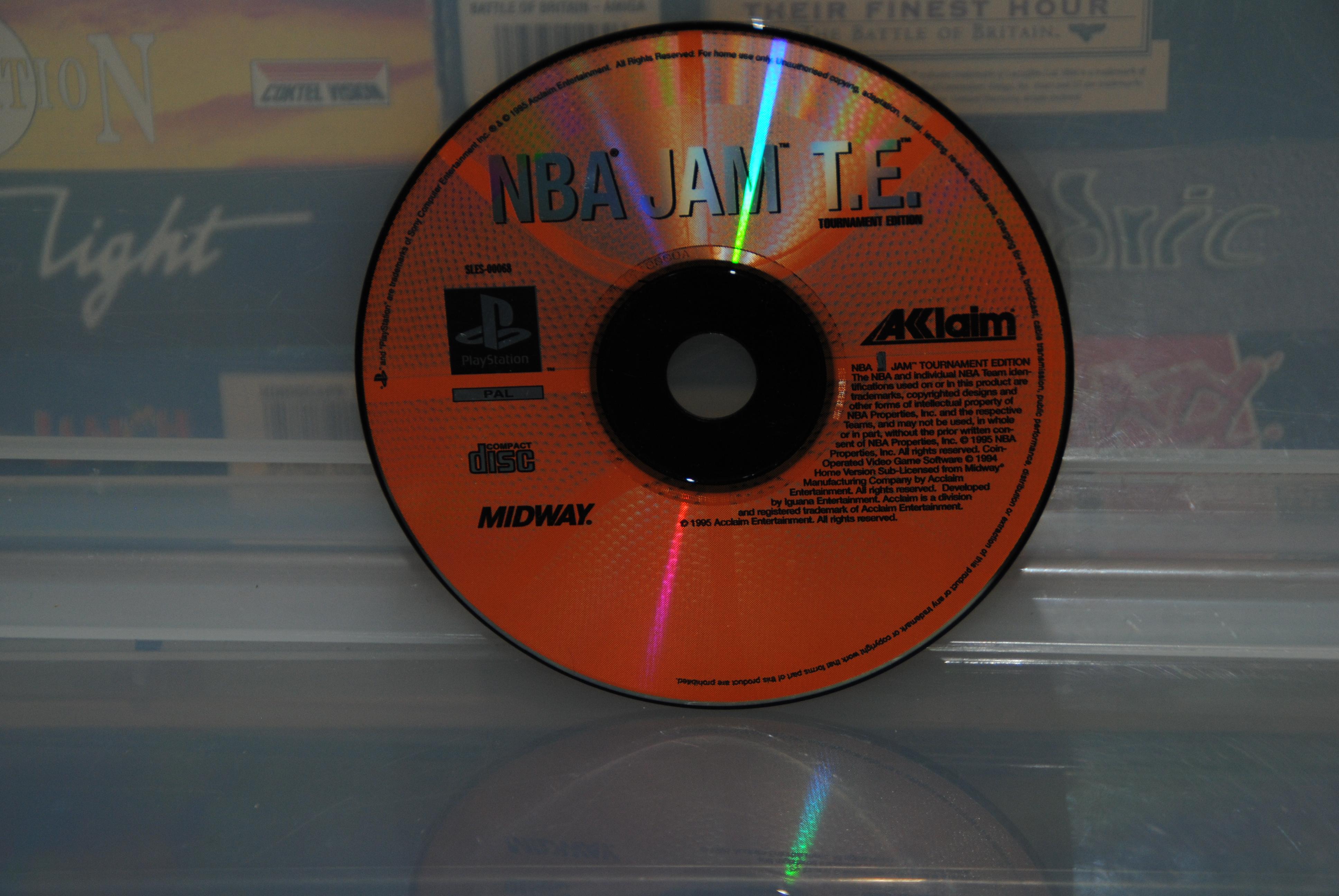 NBA JAM T.E CD - Acclaim
