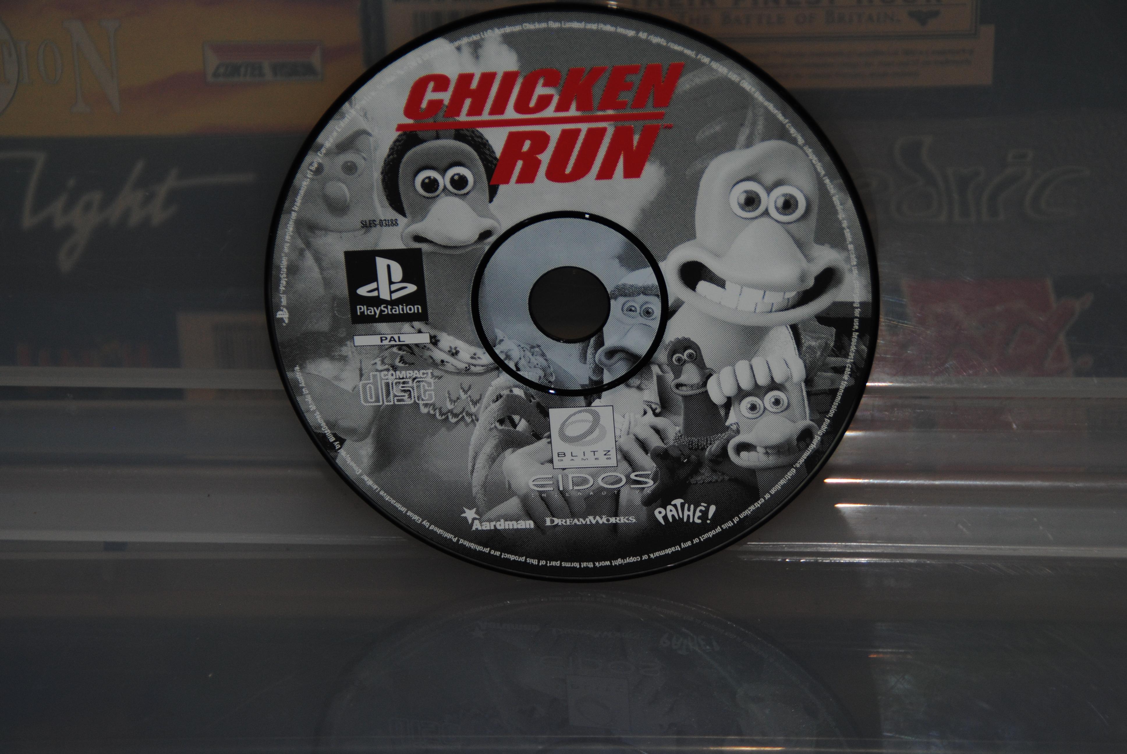 Chicken Run  CD - Eidos