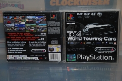 Codemasters - TOCA Touring Cars Cover