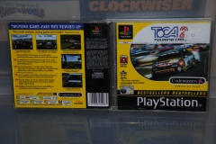 Codemasters - TOCA 2 Touring Cars Cover