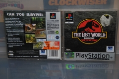 Jurassic Park - The Lost World - E.A