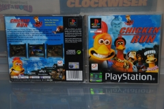 Chicken Run  Cover - Eidos