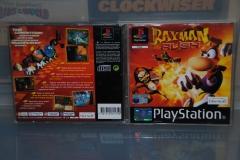 Rayman Rush Cover - Ubisoft