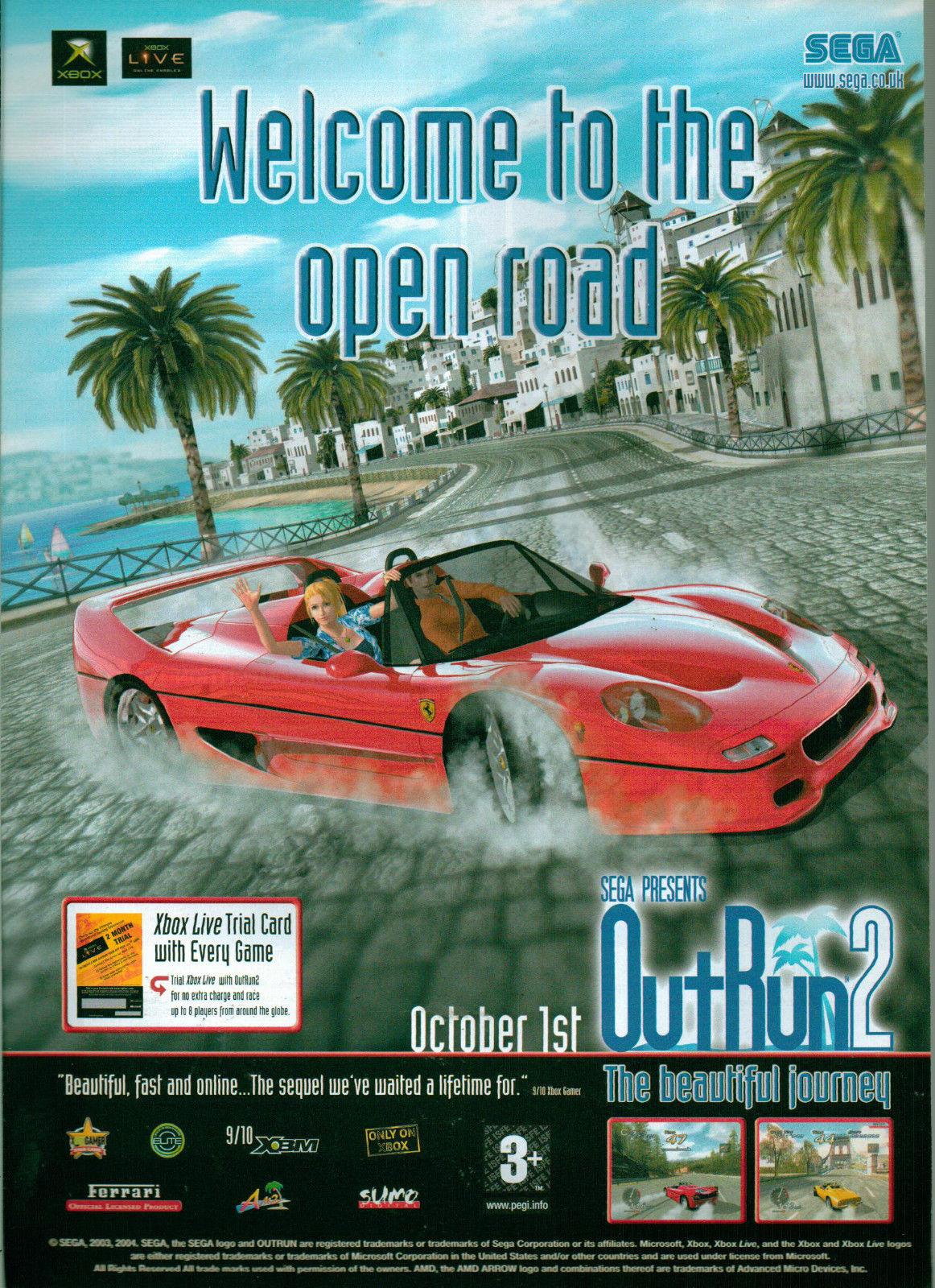 Out Run 2 Arcade (2)
