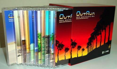 Out Run CD