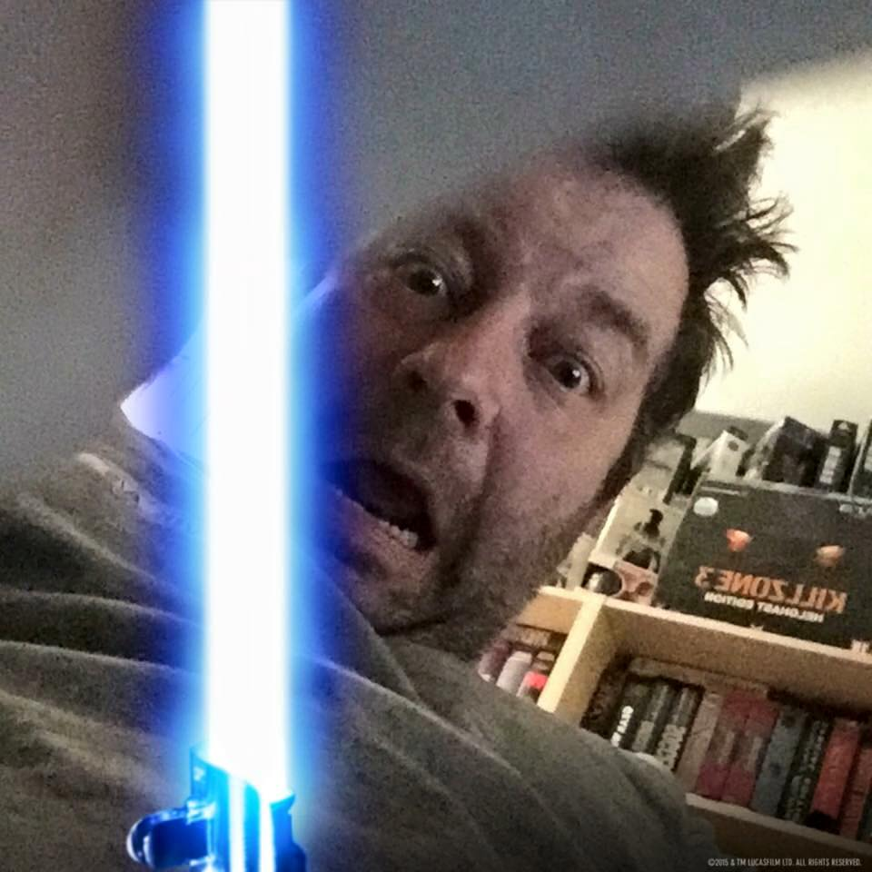 ToAks Goes StarWars