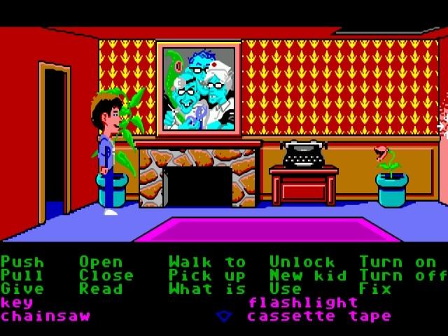 Maniac Mansion Amiga