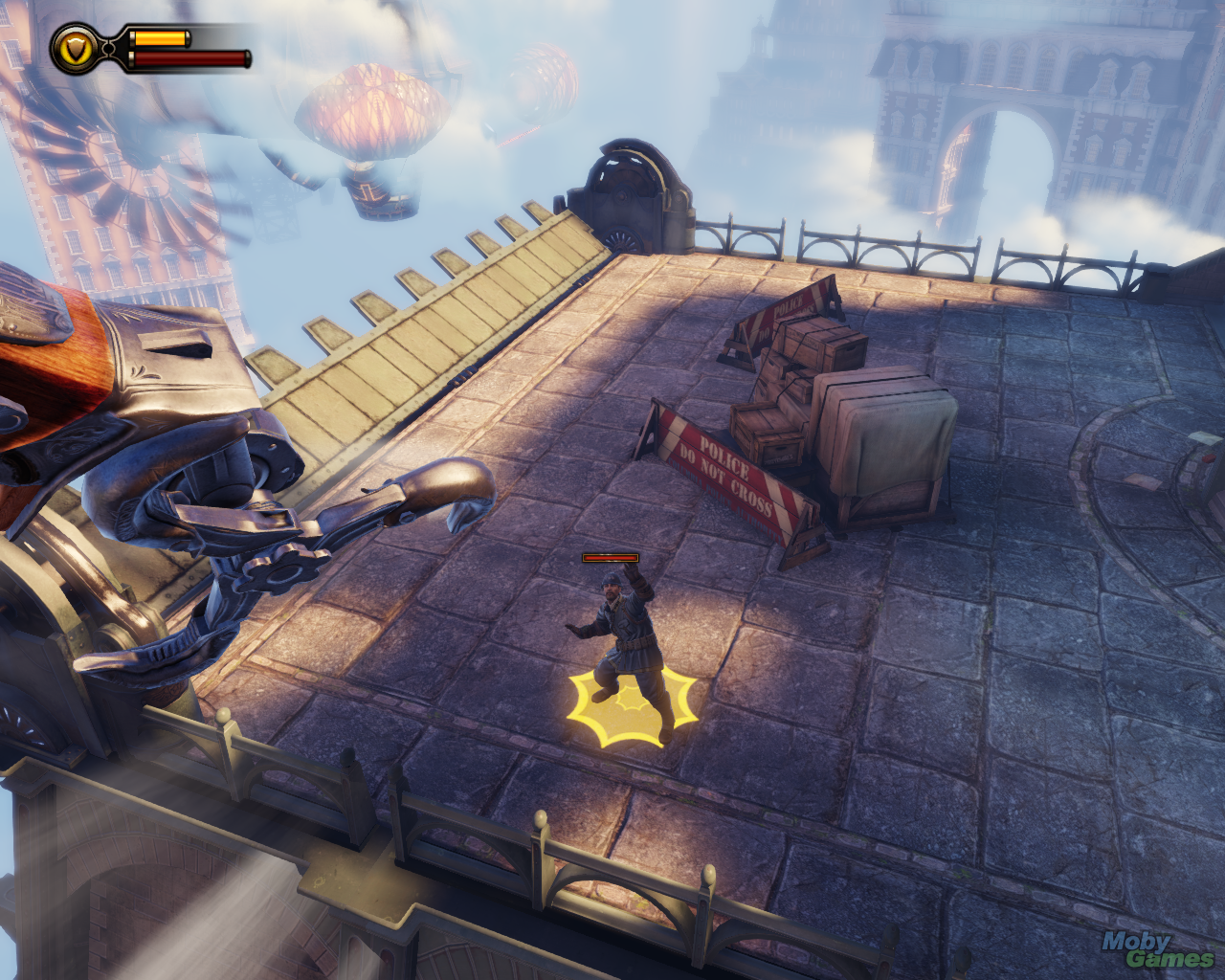 614549-bioshock-infinite-windows-screenshot-jumping-on-guys-from