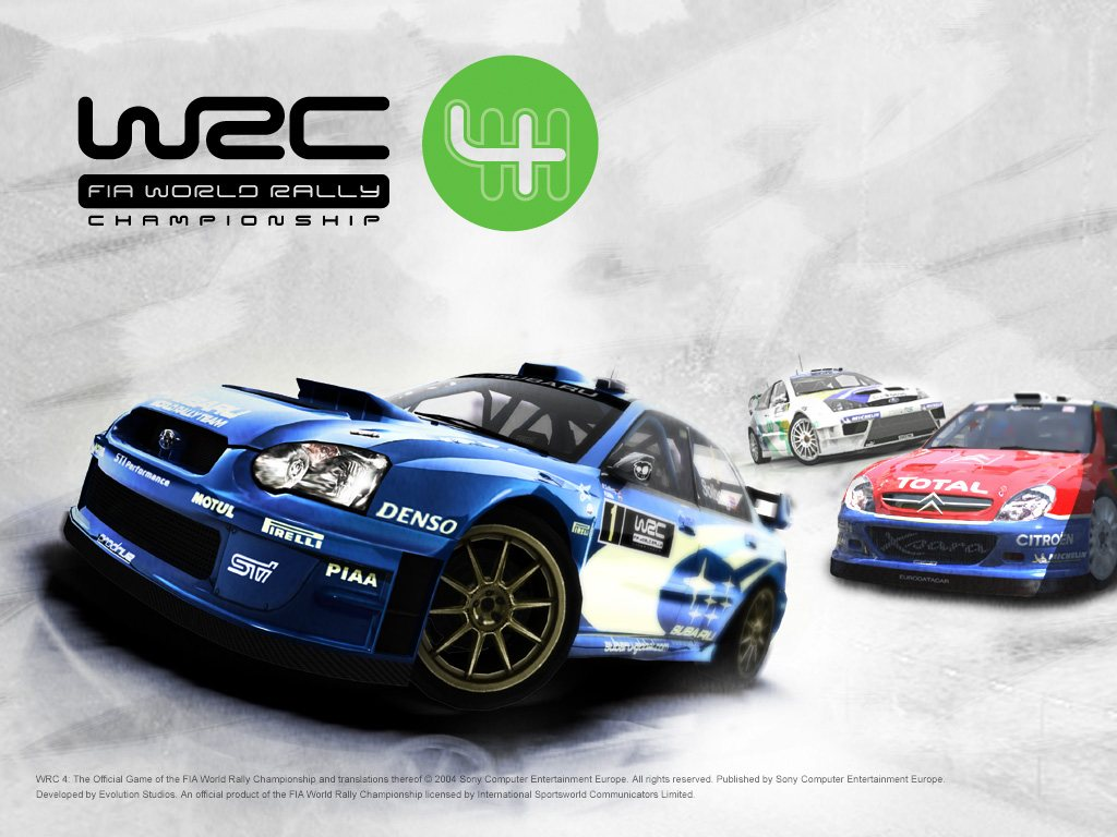 The Evolution Of Wrc 4 Ps3 Vita Ps4 Amigagurus Gamerblog Sony 6 Fia World Rally Championship