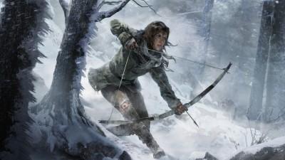 Tomb Raider DLC Rising: Co-op, Croft Manor, Zombies | Rock