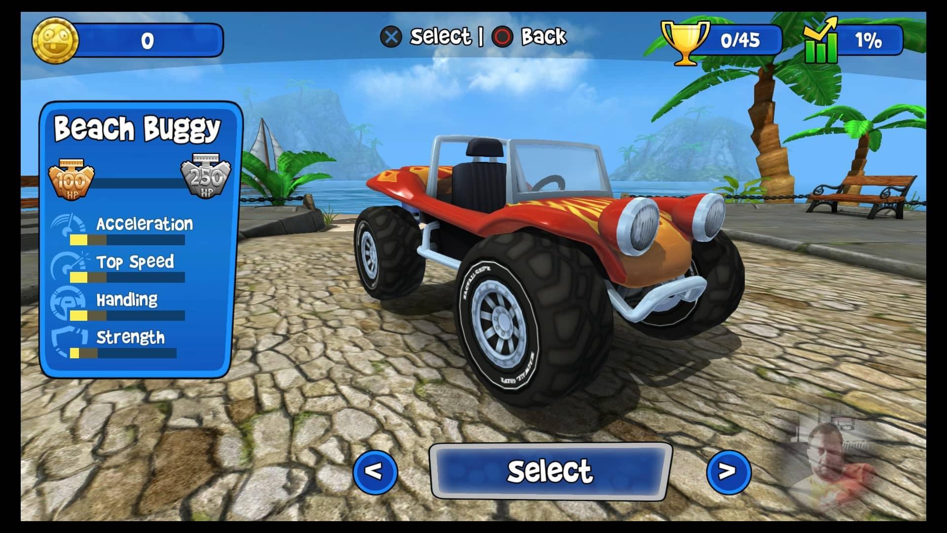 Cheap Car Lots >> A Look At: Beach Buggy Racing | AmigaGuru's GamerBlog