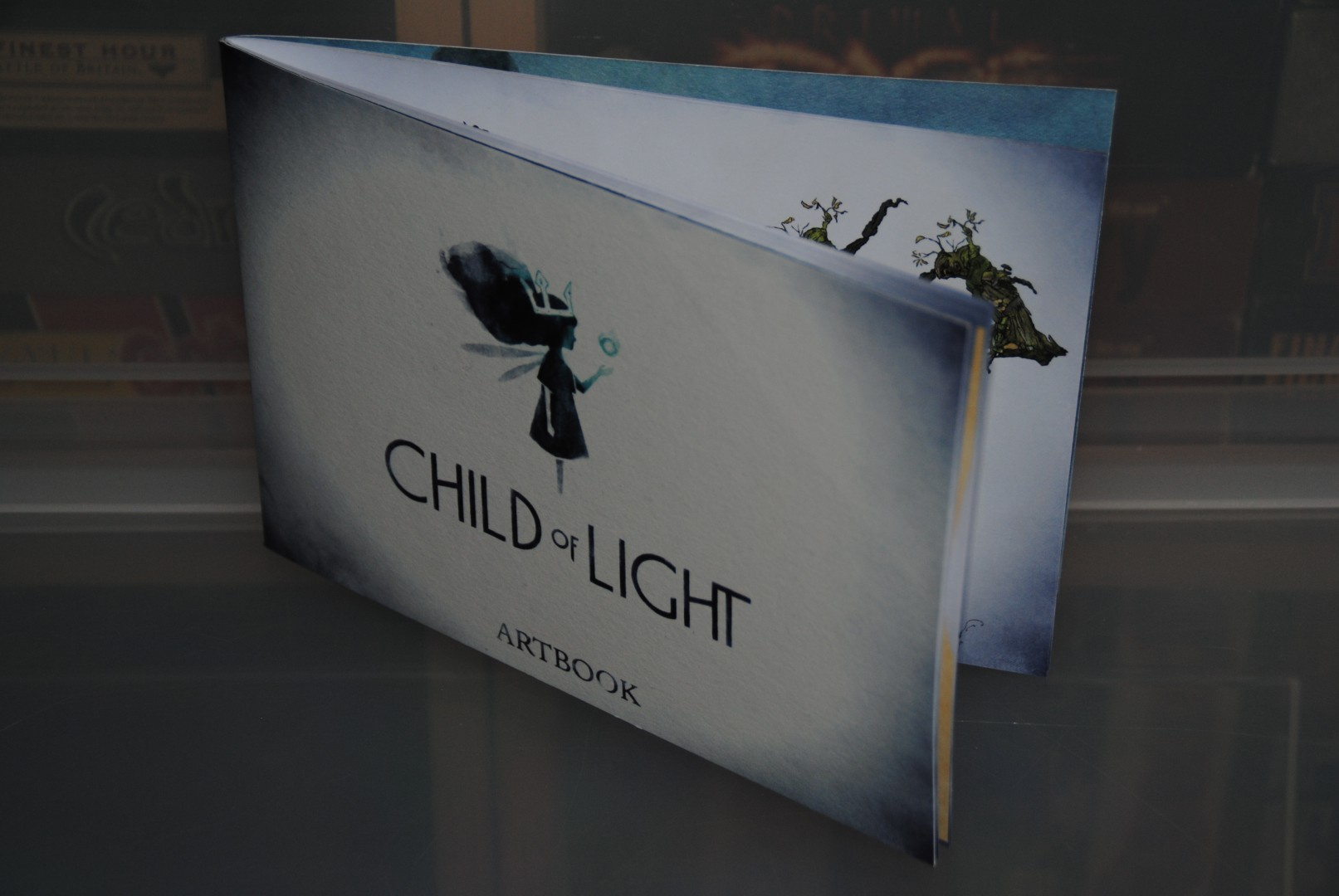 Artbook, Child Of Light