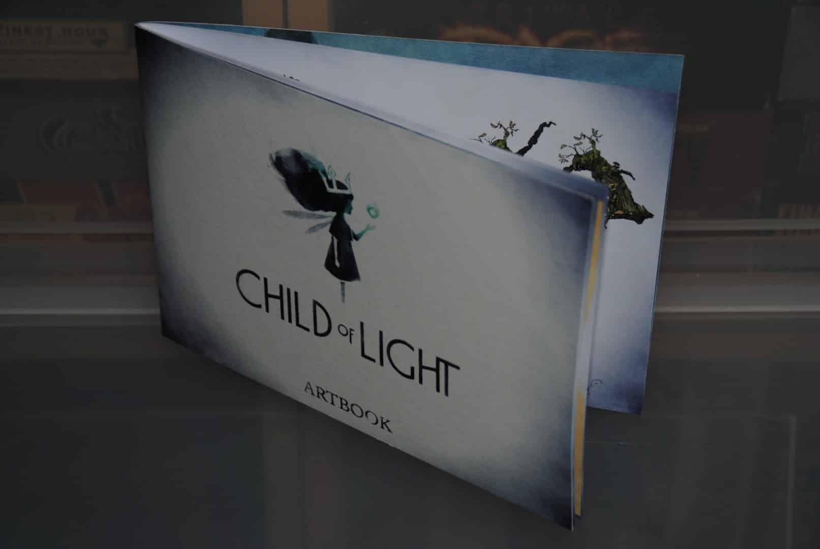 Artbook, Child Of Light