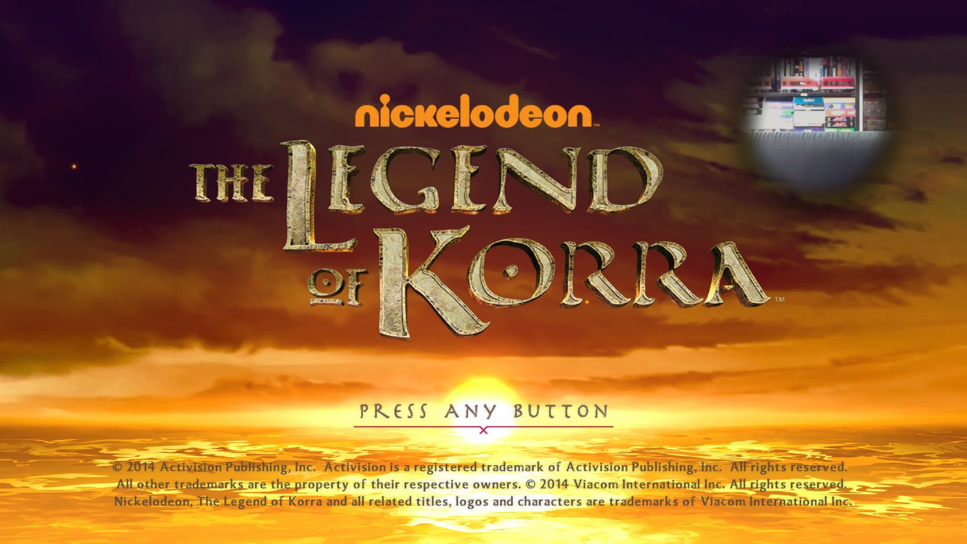 Legend Of Korra PS4