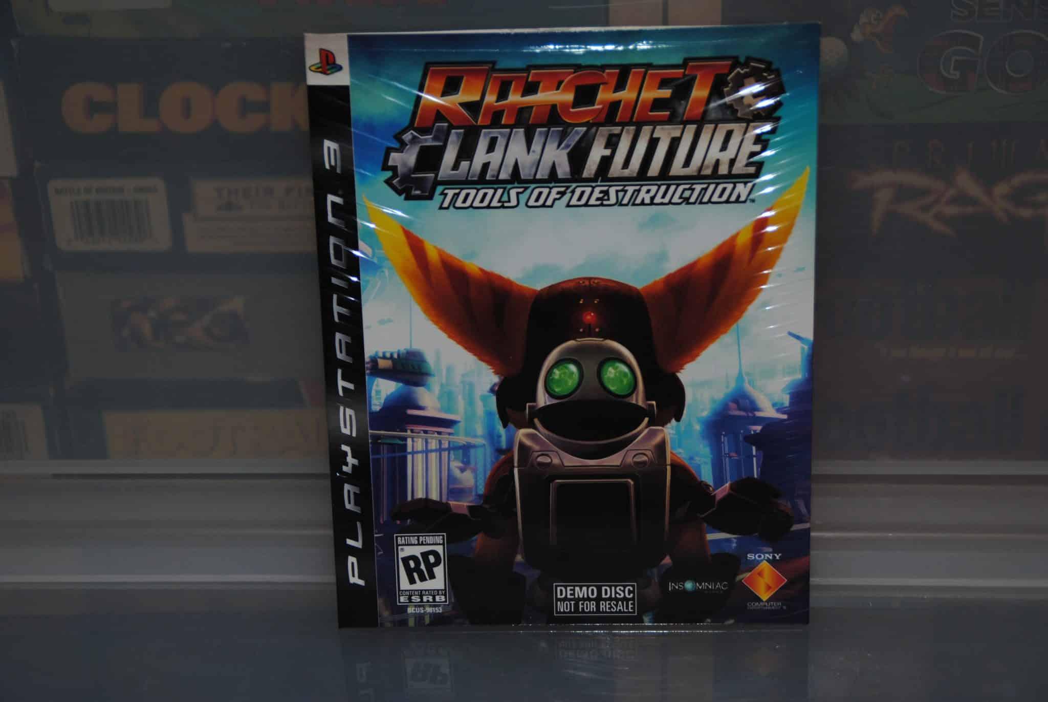 Ratchet Clank The Ps3 Era Is Over Ps4 Next Amigaguru S