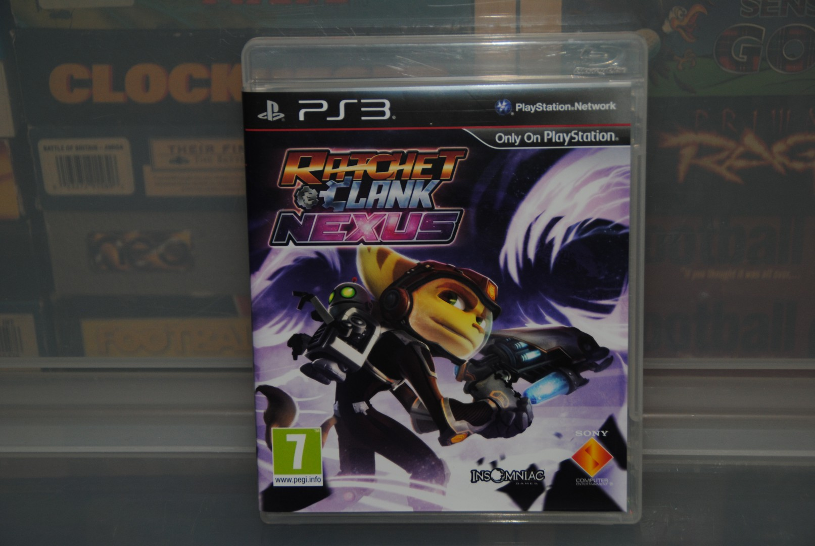 Ratchet & Clank Nexus, the return of Clank as we know it.