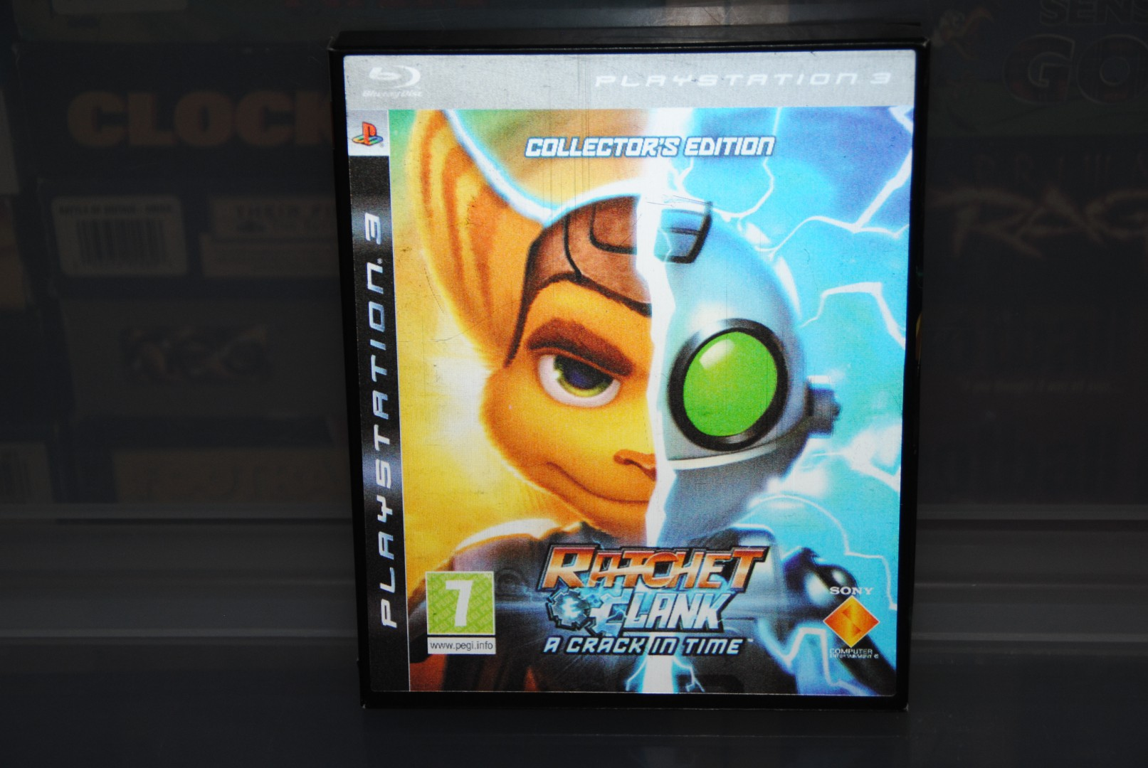 Ratchet & Clank A Crack In Time. Best game in the series?