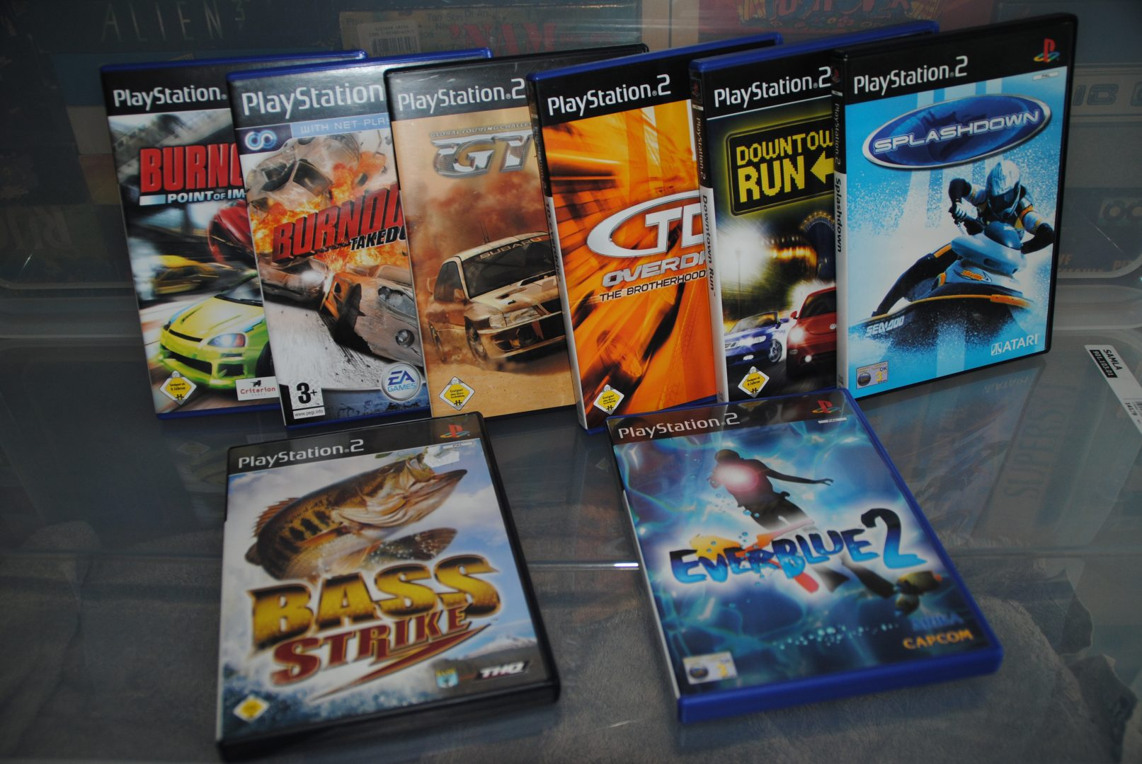 Free Games, Yes even Burnout 2 + 3!