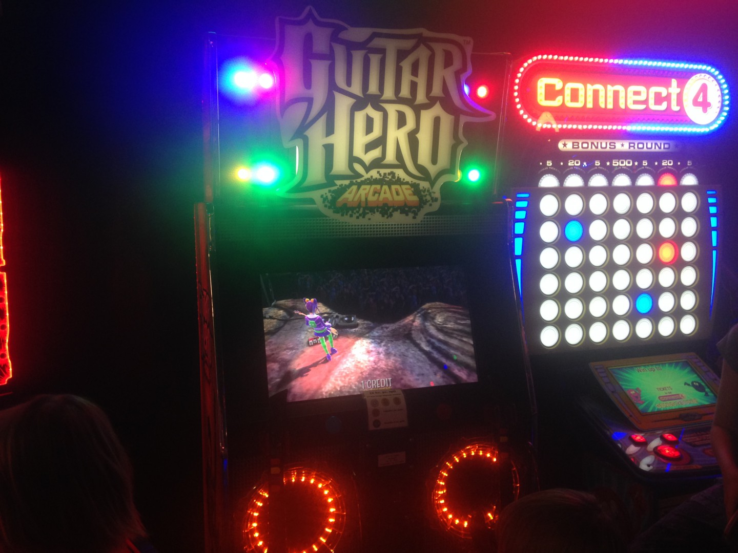 Guitar Hero Arcade, Intresting to see this one.