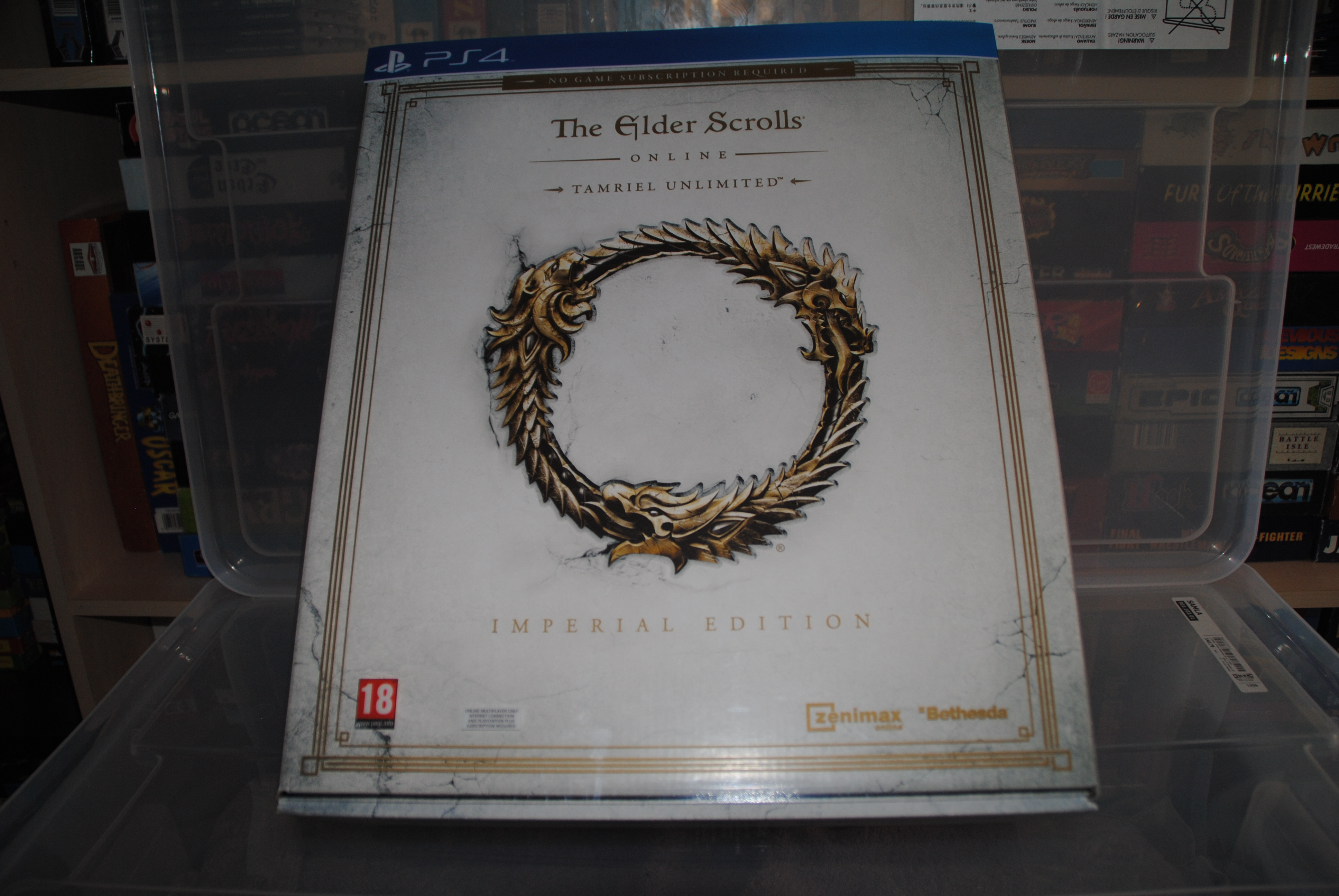 A Look At: The Elder Scrolls Online Collectible