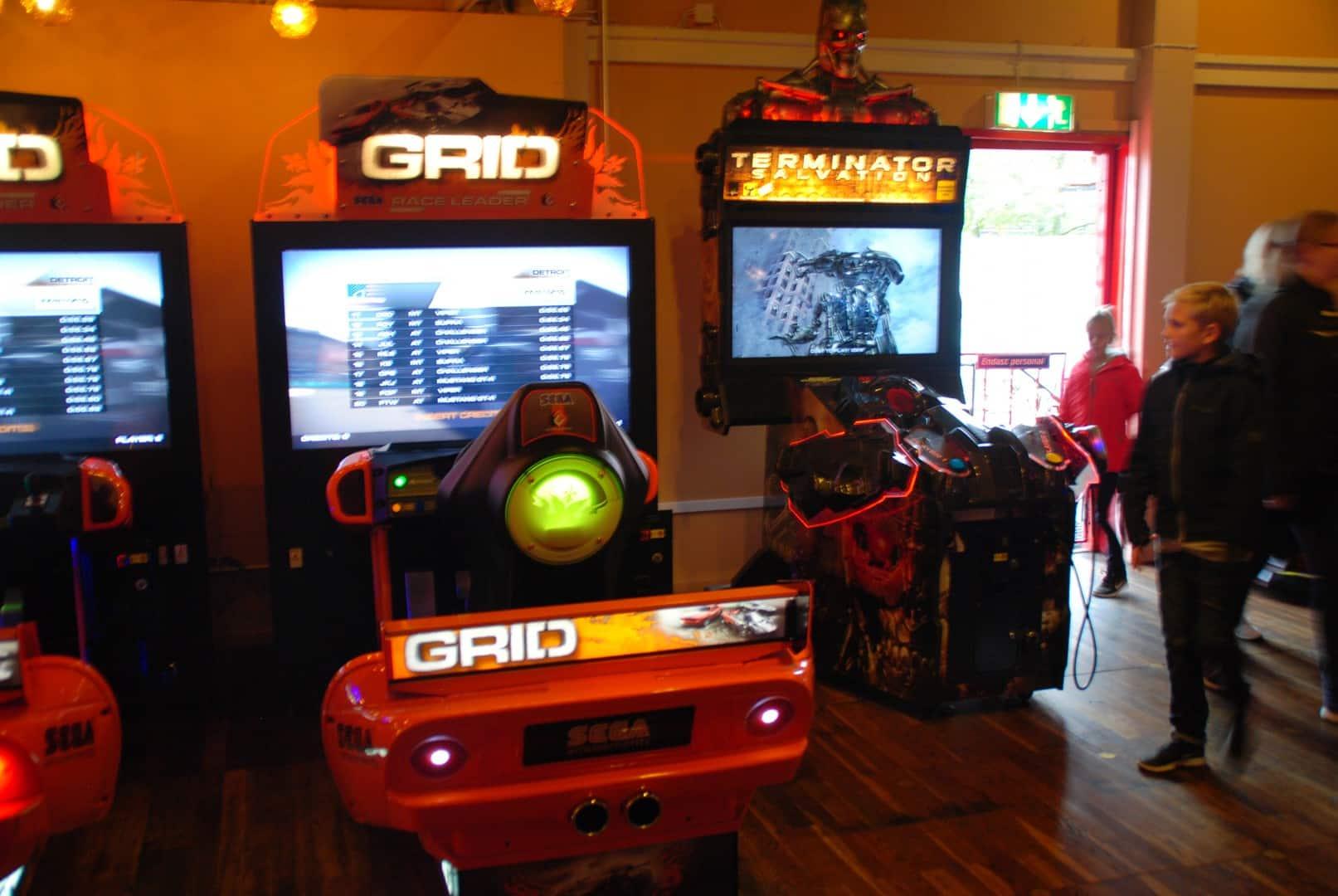 GRID / At Liseberg Fun Fair