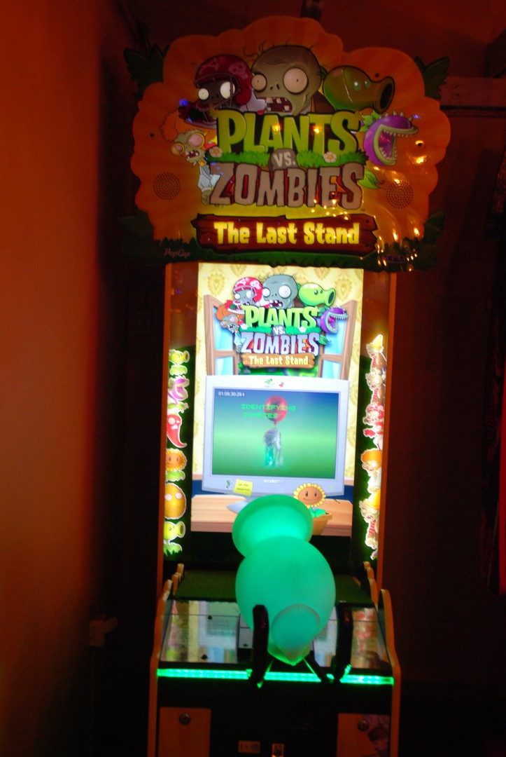Plants VS. Zombies The Last Stand / At Liseberg Fun Fair