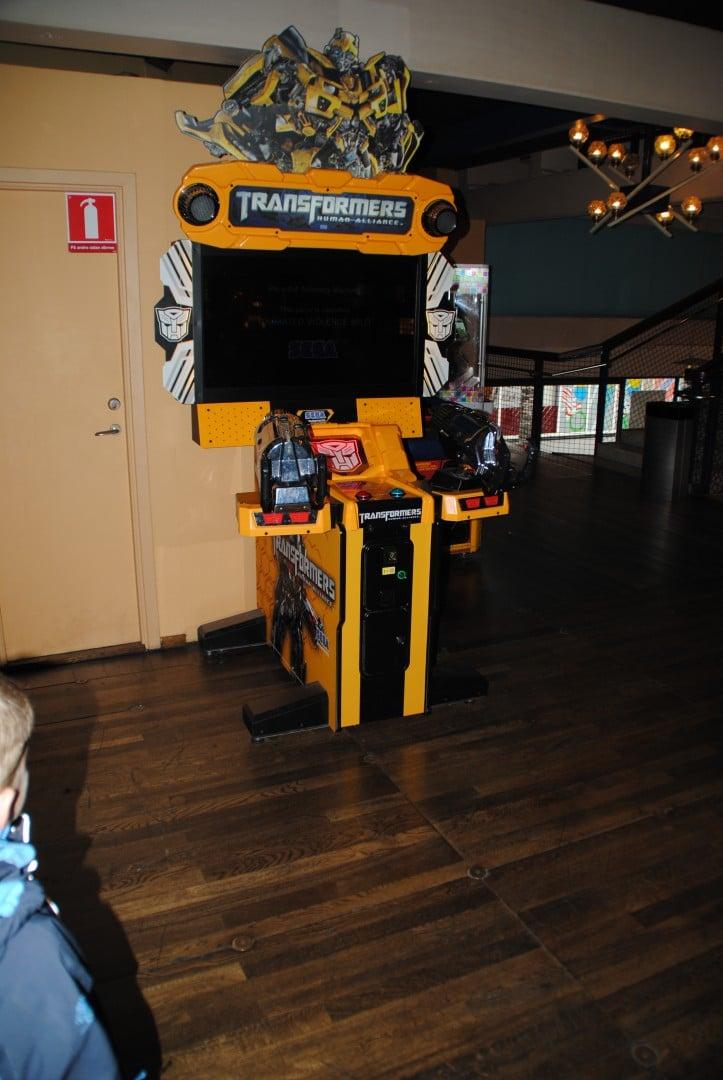 Transformers / At Liseberg Fun Fair
