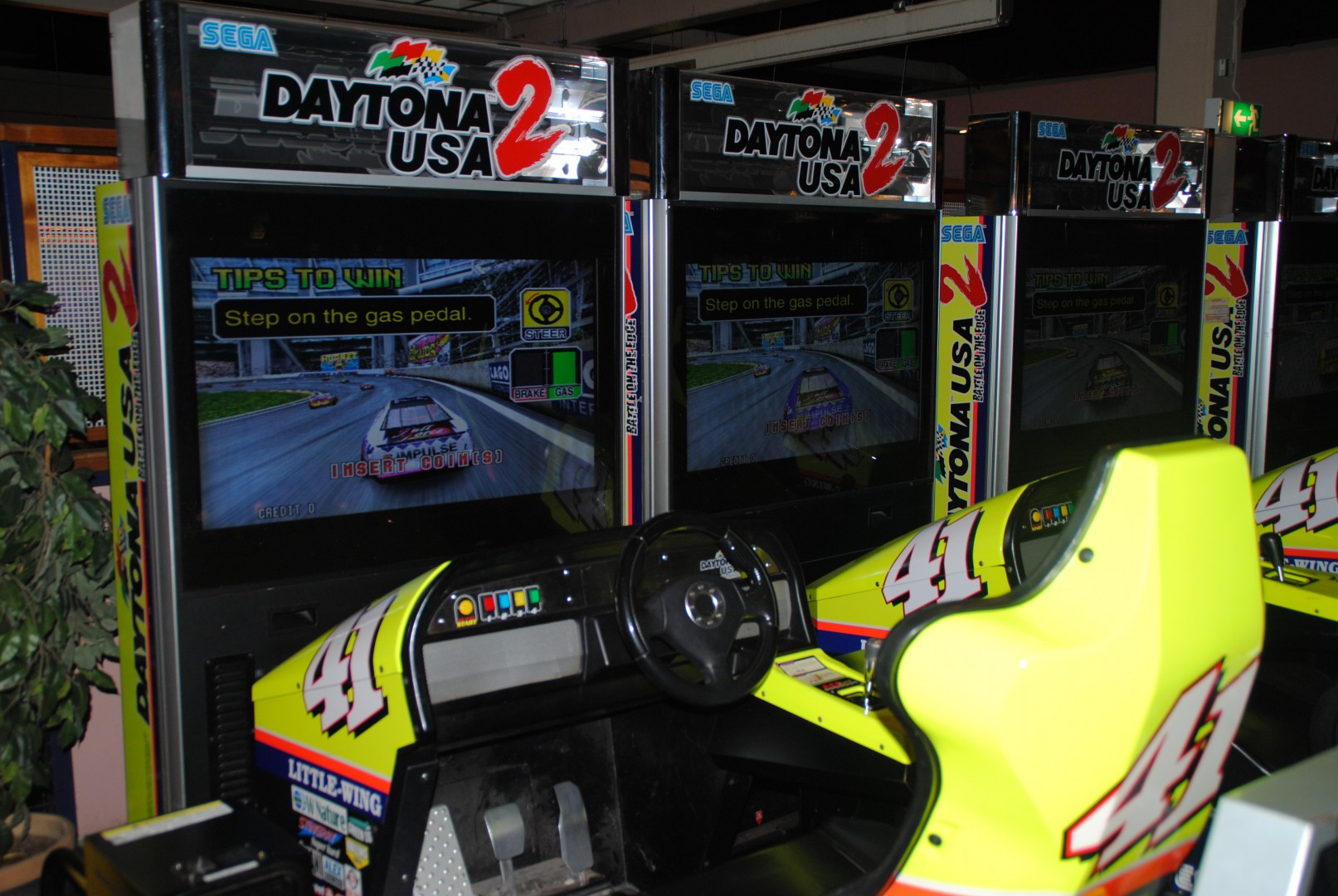 Daytona USA 2 / At Liseberg Fun Fair