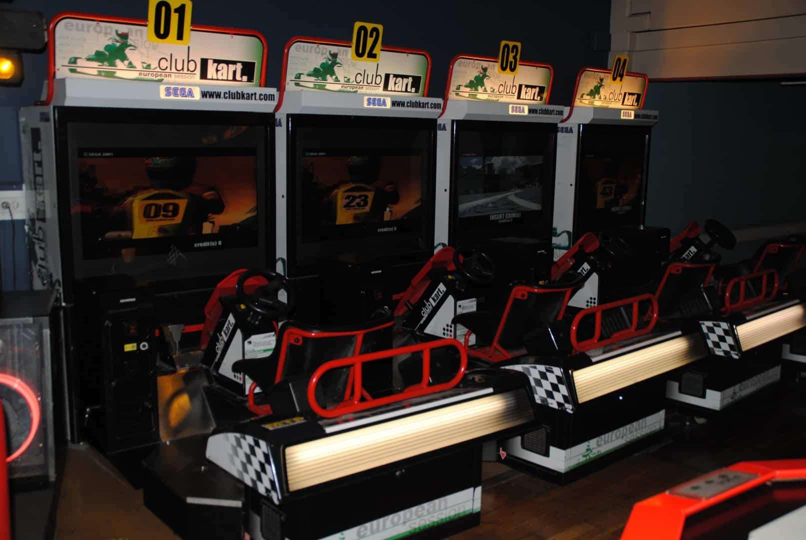 Club Kart European Session / At Liseberg Fun Fair