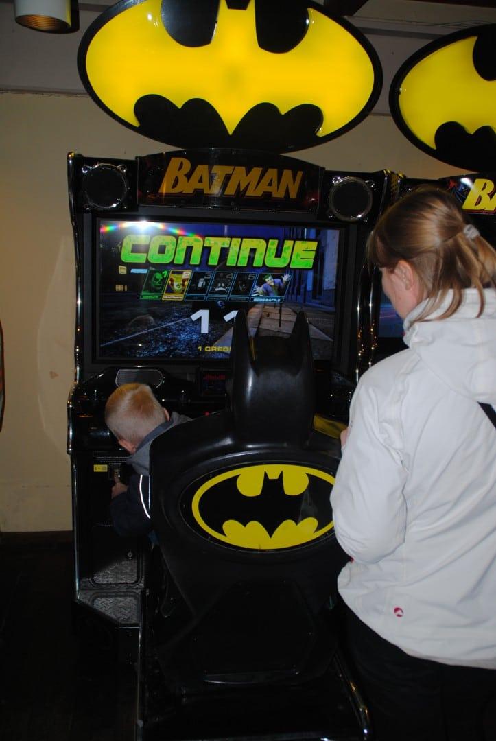 BATMAN / At Liseberg Fun Fair