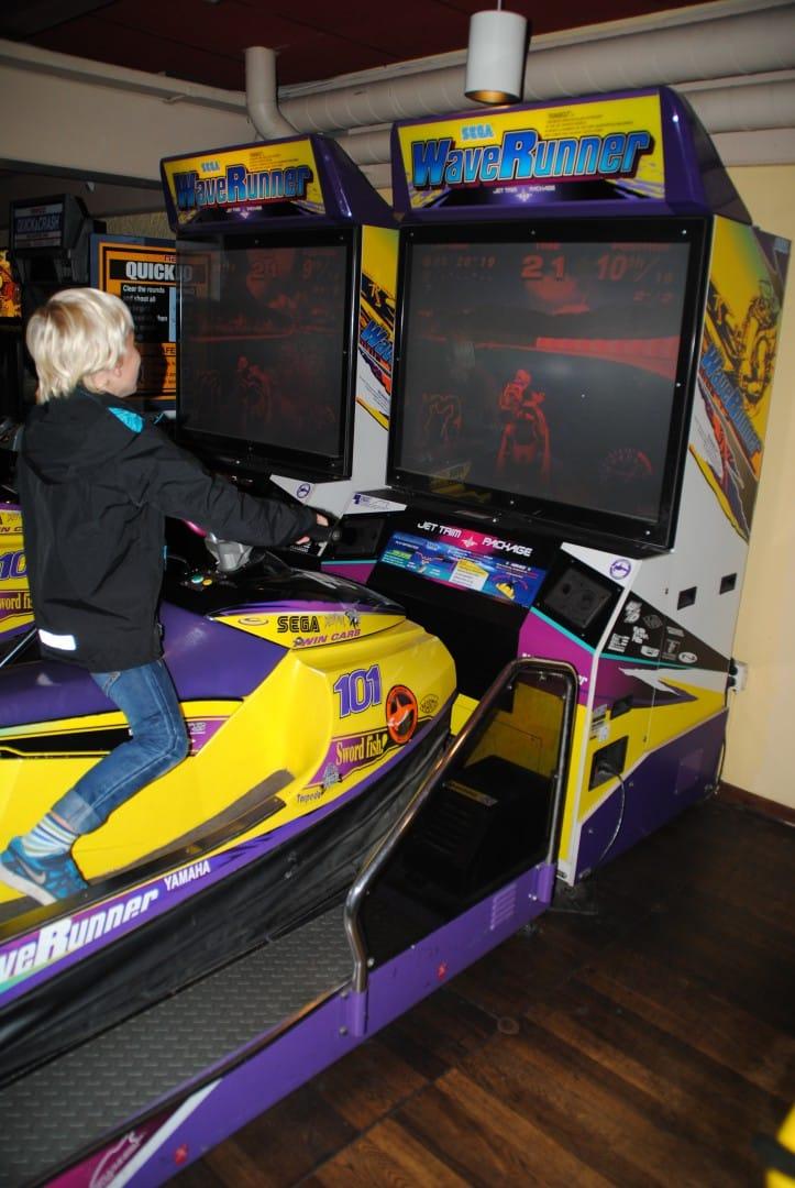 Wave Runner / At Liseberg Fun Fair