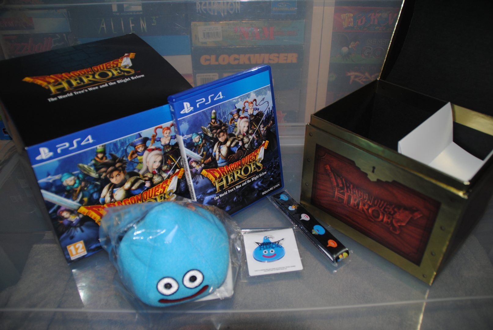 Dragon Quest Heroes, Slime Collectors Edition. All Stuff