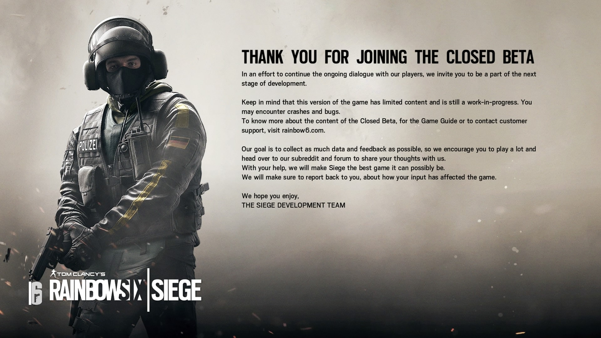 Tom Clancy's Rainbow Six® Siege - Closed Beta_20150927101426