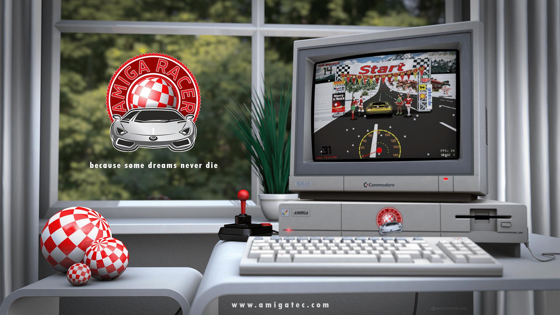 AmigaTec - Amiga Racer - 1080p