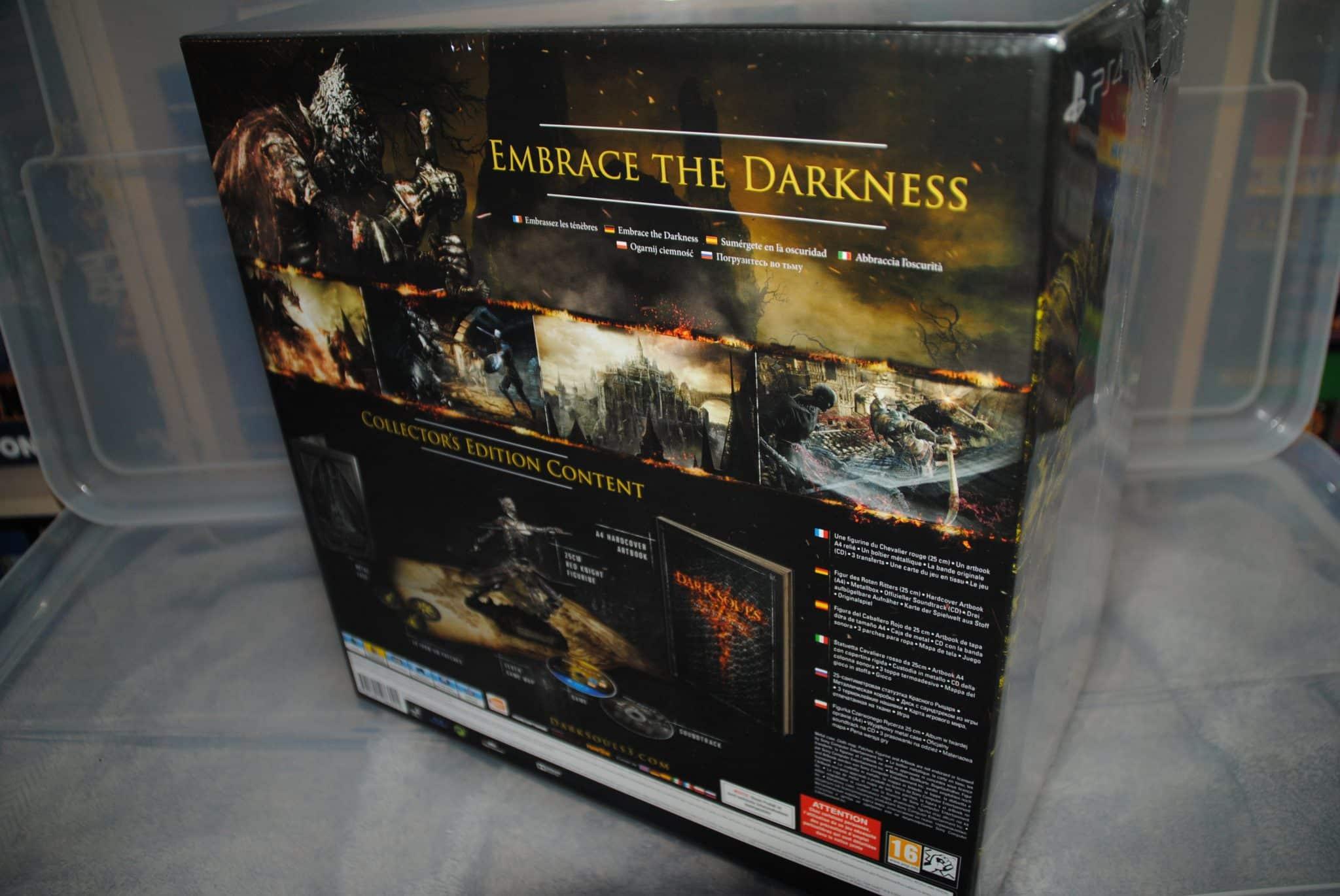 A Look At Dark Souls III Collectors Edition