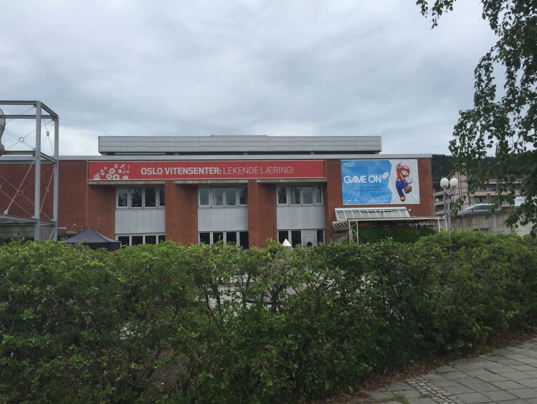 teknisk museum oslo kjelsås