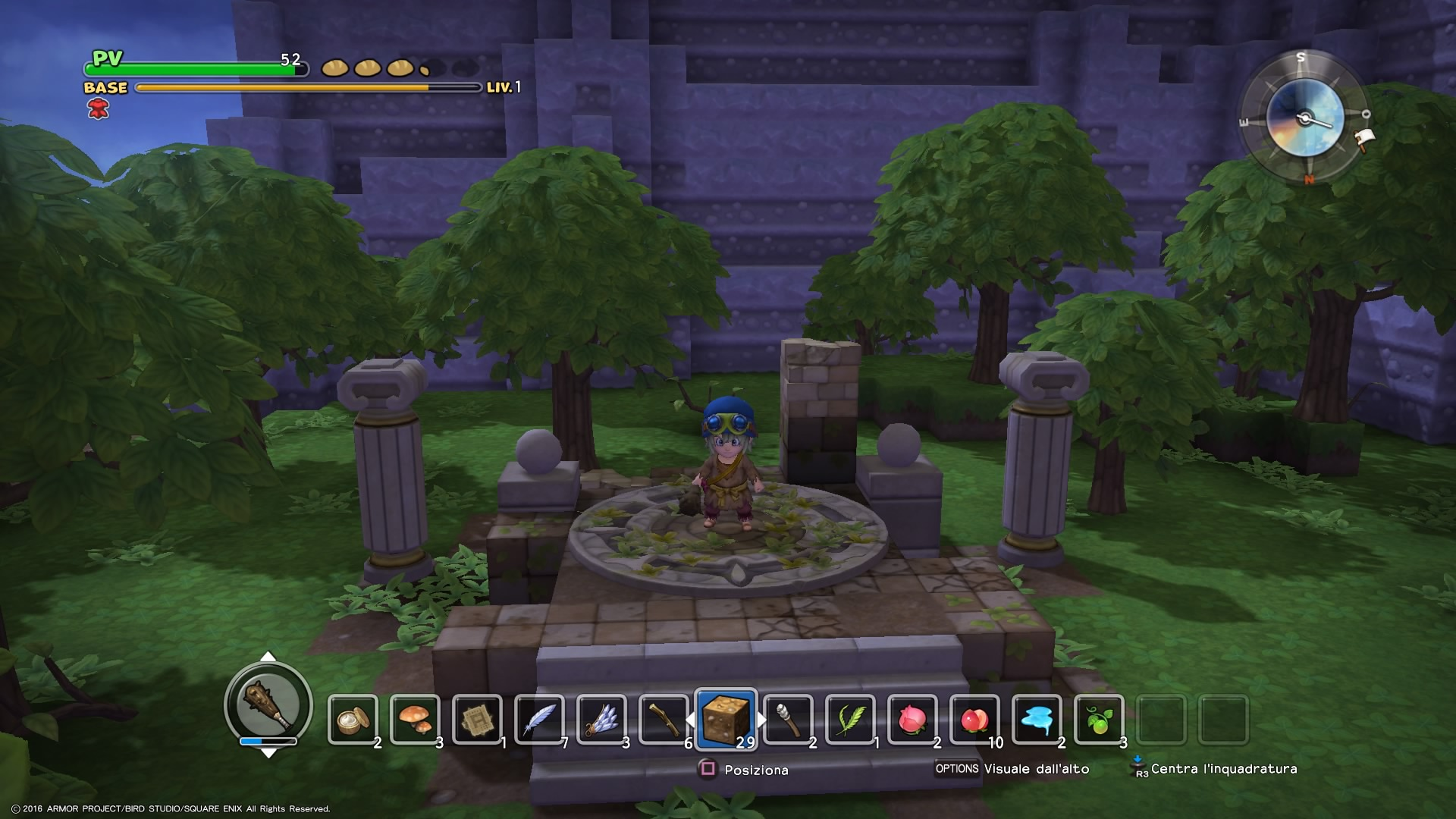DRAGON QUEST BUILDERS DEMO_20161001115853