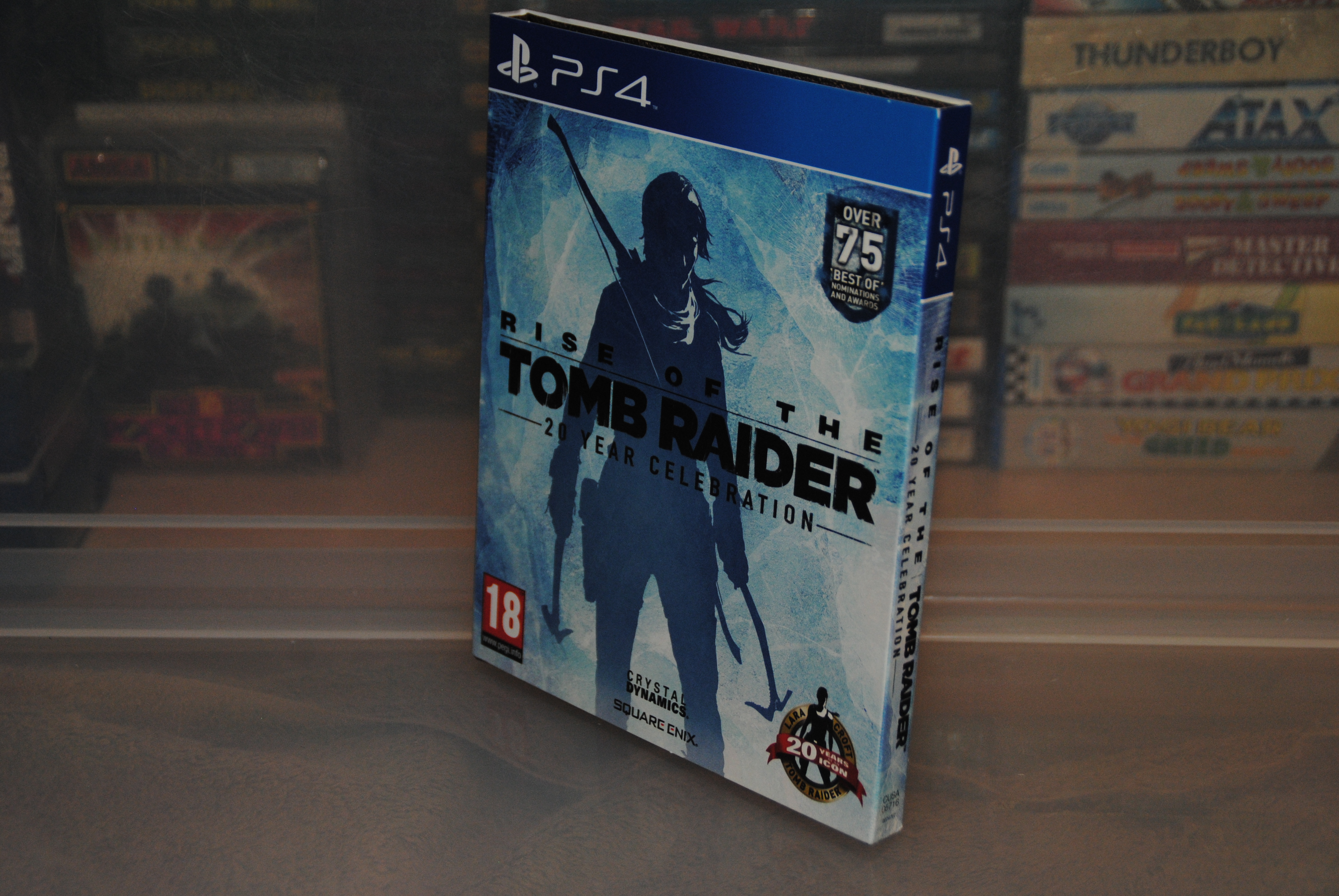 A Look At Rise Of The Tomb Raider 20 Year Celebration Edition