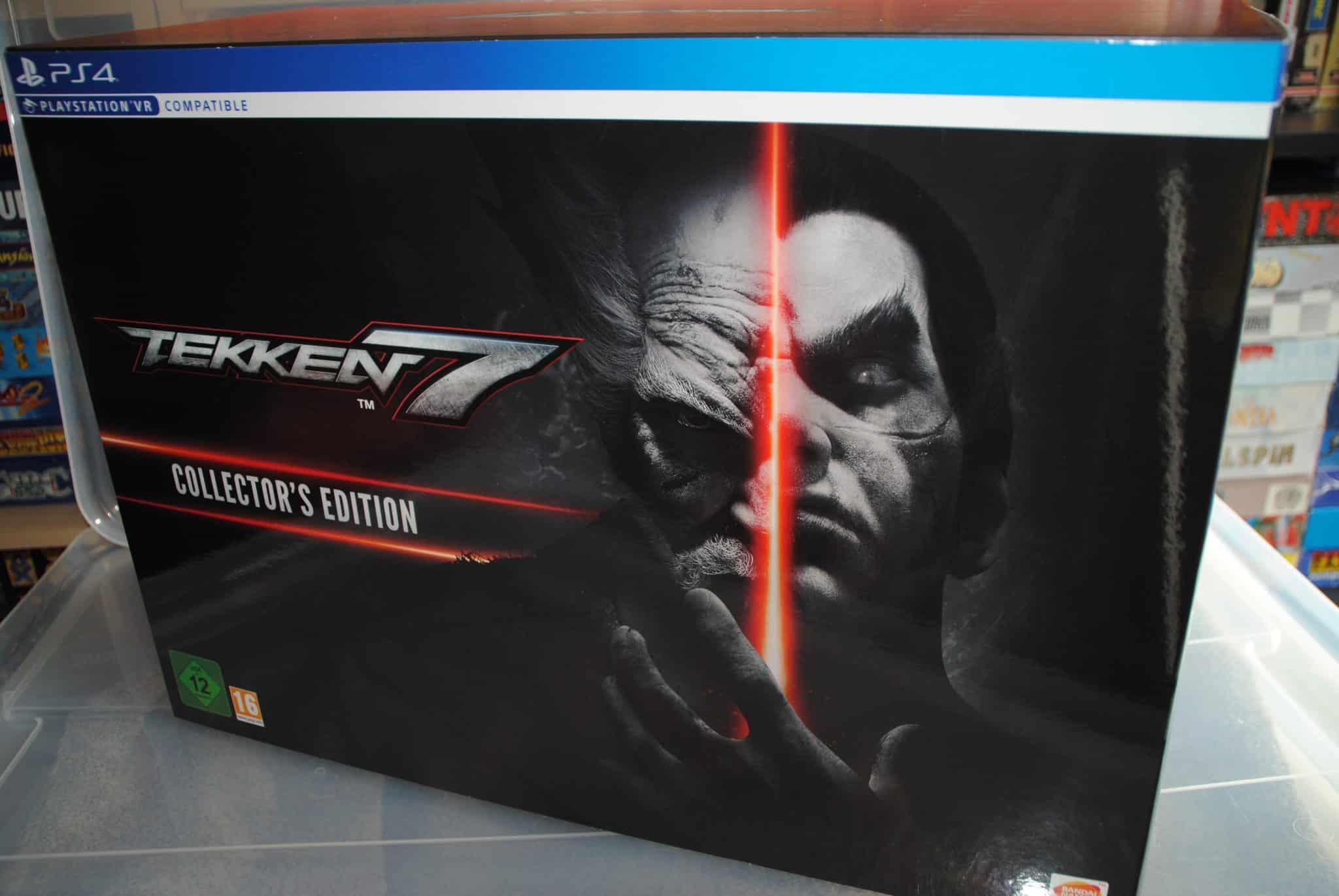 2f6c4baa1 A Look At Tekken 7 Collector s Edition
