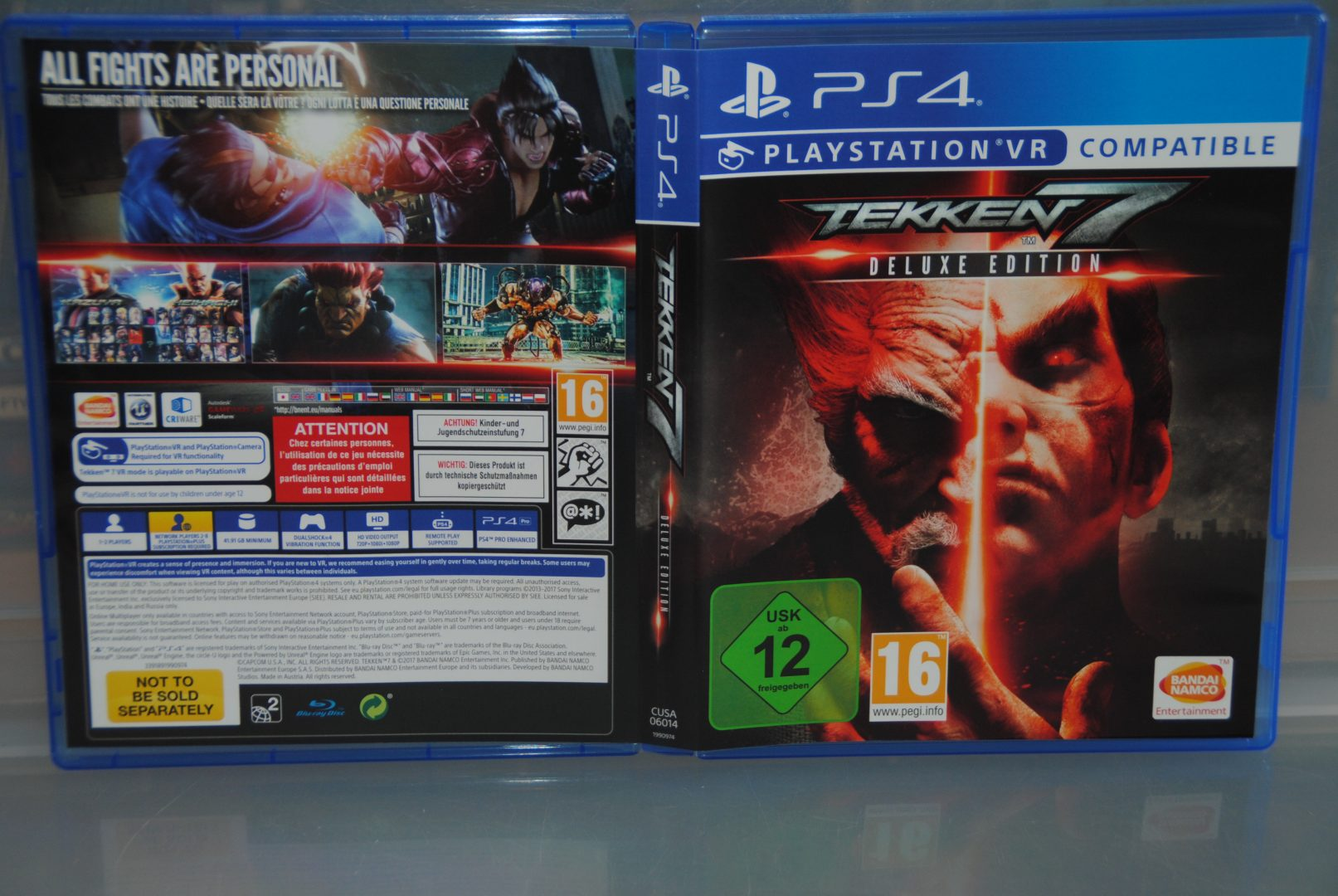 Tekken 7 CE - Amigaguru