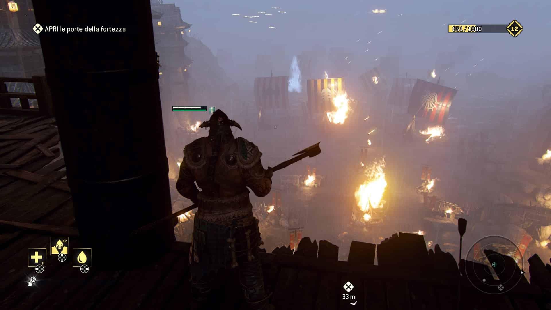 I Am War! A look at For Honor  | AmigaGuru's GamerBlog