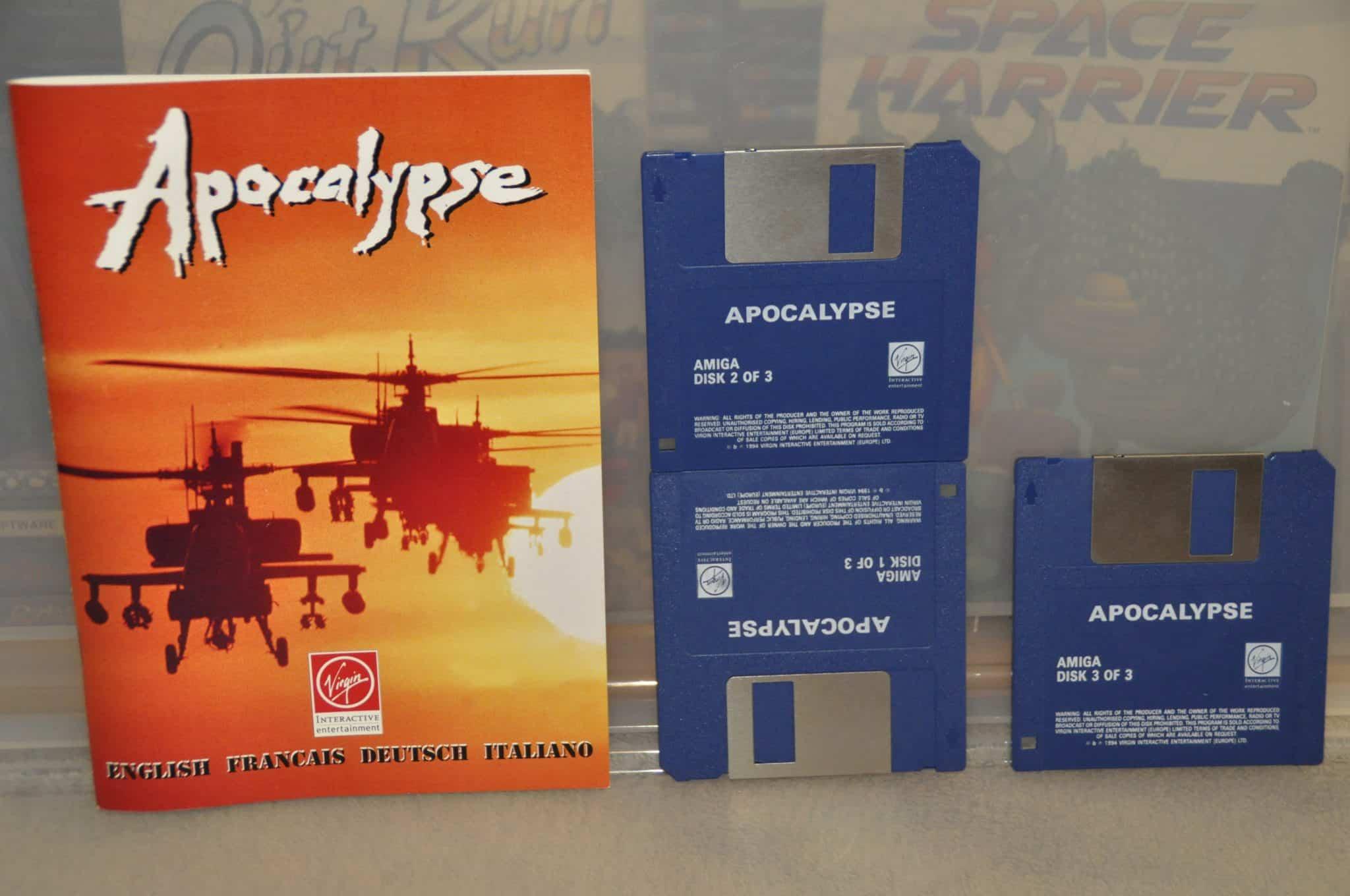 Apocalypse In Development Hell | AmigaGuru's GamerBlog