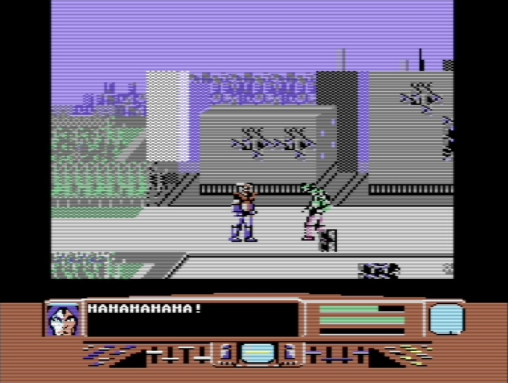 A Look At Mazinger Z  C64 Video Game
