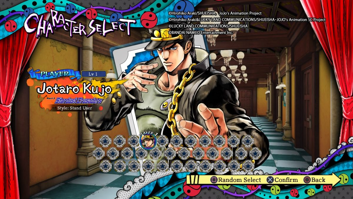 A Look At JoJo's Bizarre Adventure Demo