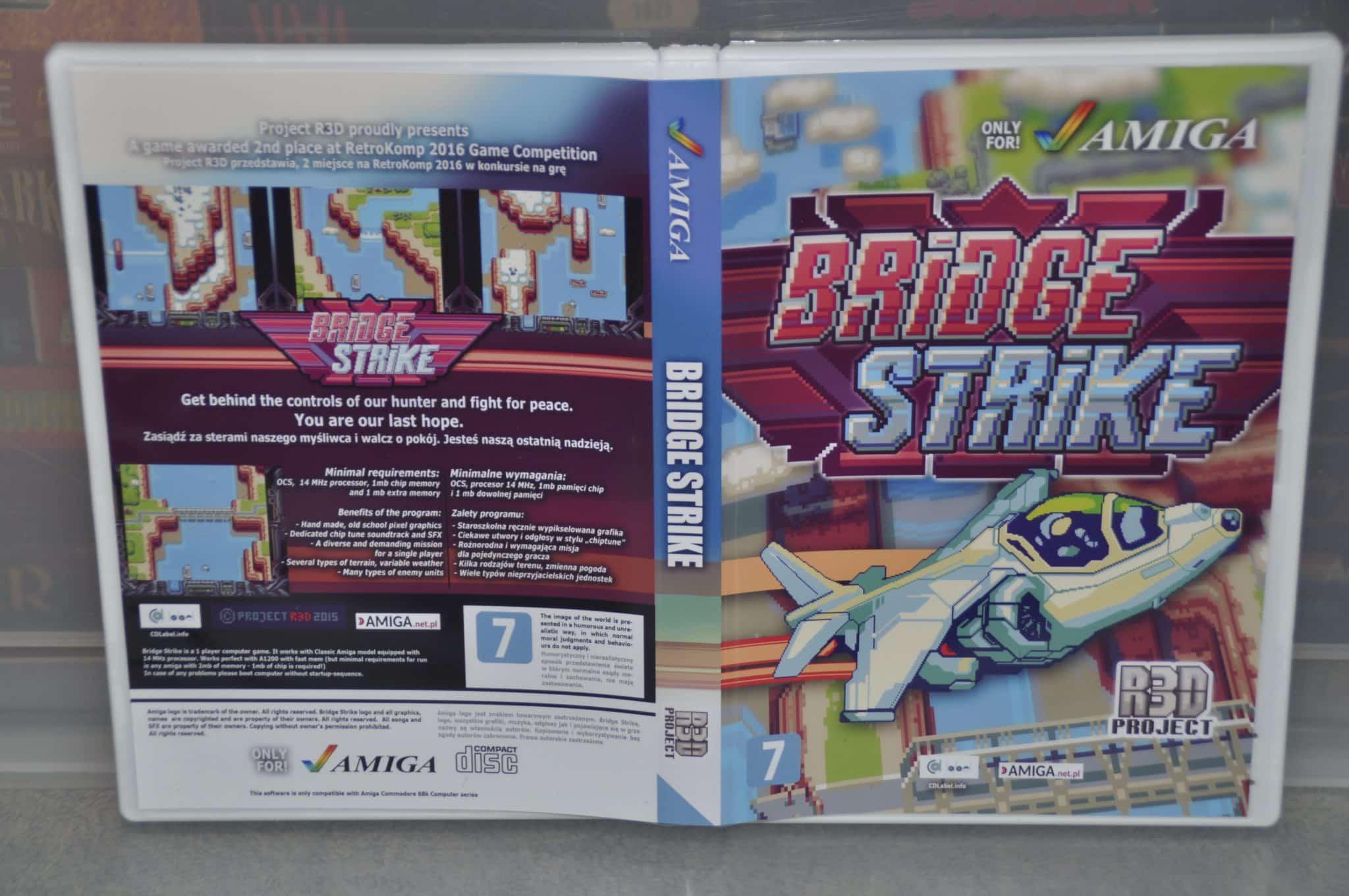 Bridge Strike – River Raid Remade | AmigaGuru's GamerBlog