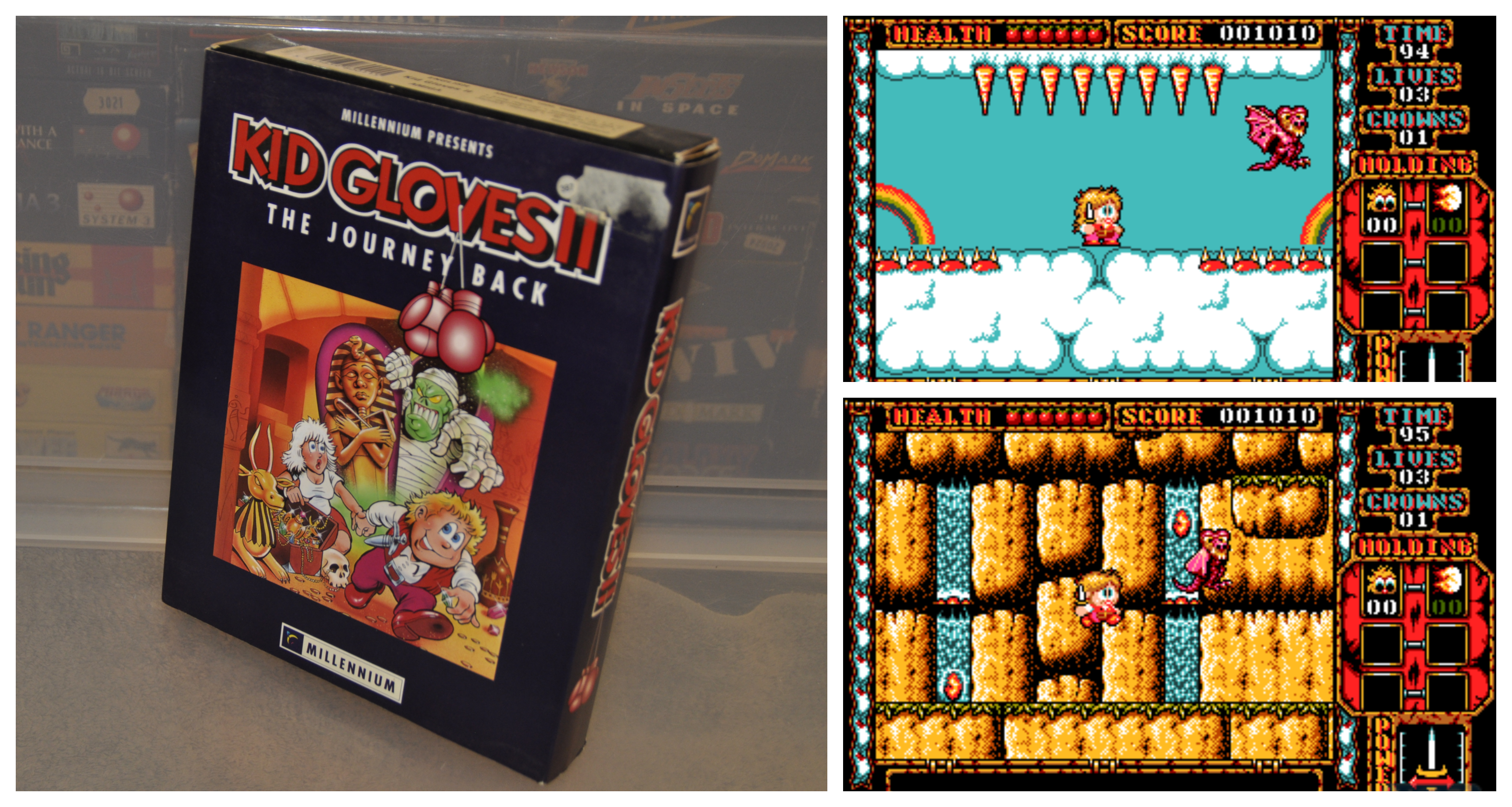 The Games We Never Talk About: Kid Gloves II The Journey Back