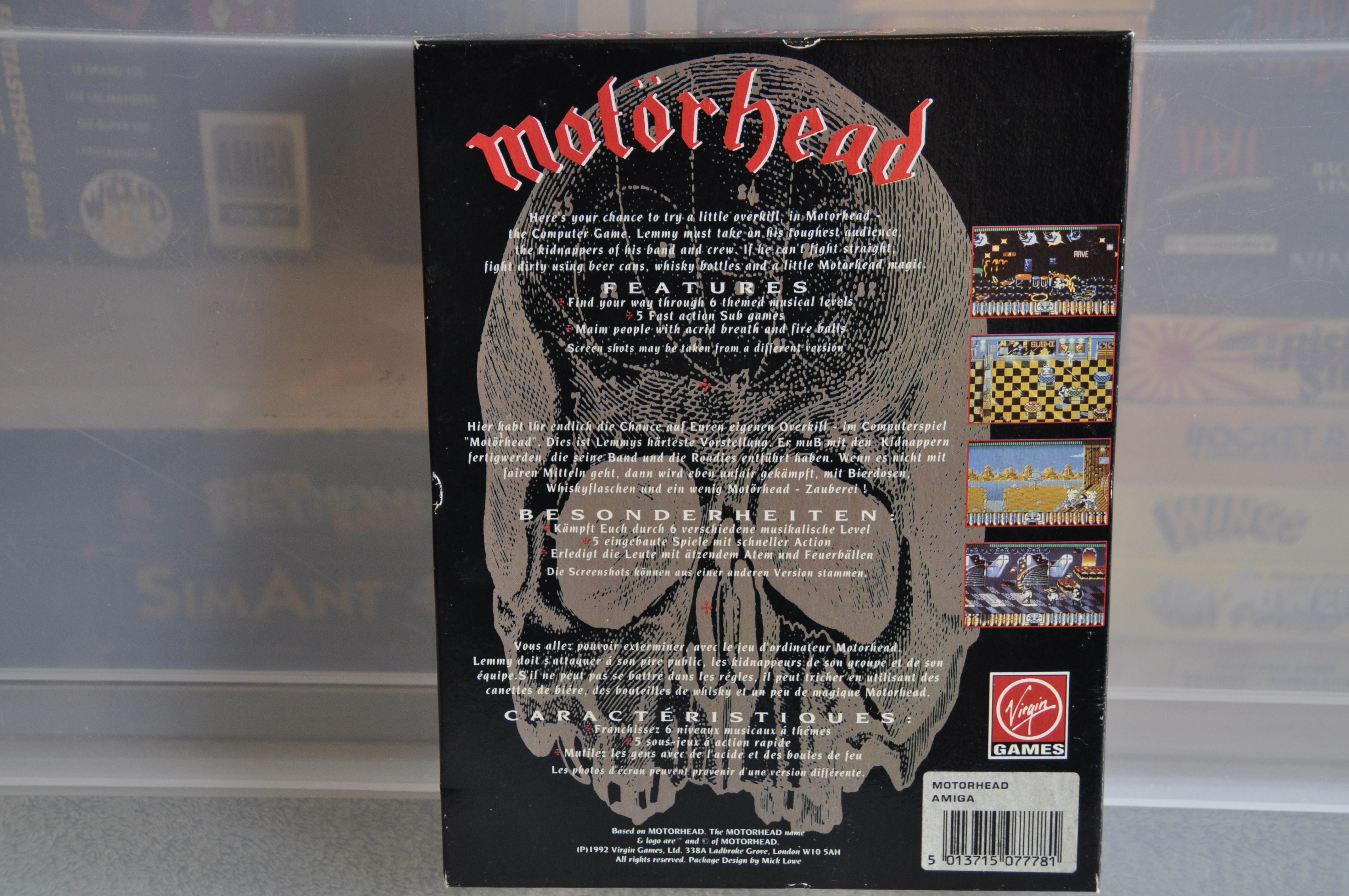 The Games We Never Talk About: Motorhead