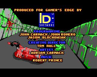 A Look At Catacombs 3 For The Amiga CD32 | AmigaGuru's GamerBlog