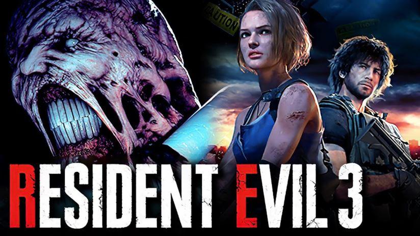 Image result for Resident Evil 3